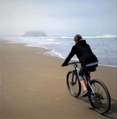 biking photo