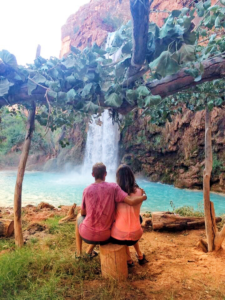 Photo at Havasupi Falls