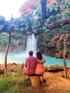 Photo at Havasupi Falls