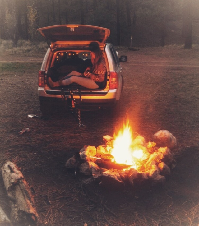 Photo by B. Swigart, Car Camping