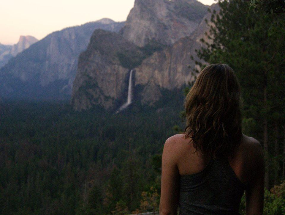 Photo by B. Swigart in Yosemite National Park